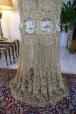 28 antique Drecoll Negligee 1912