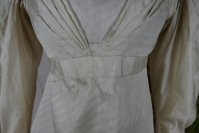 26 antique empire dress 1815