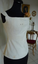 2 antique regency Corset 1820