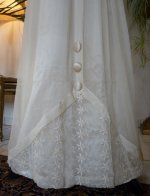 8 antique wedding dress 1910