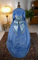 15 antique ball gown 1864
