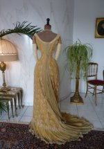 18 antikes Abendkleid 1910