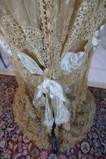 4 antique Drecoll Negligee 1912
