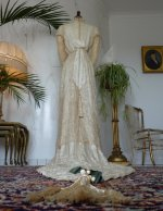 40 antique bridal gown