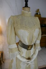 14 antique dress 1901