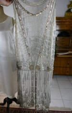 32 antique flapper evening dress 1920