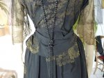 11 antique evening dress 1913