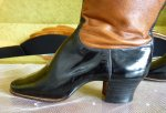 6 antique ridding boots 1890
