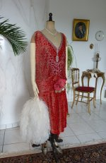 20 antique flapper dress Worth 1920