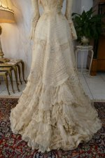 28 antique society dress 1901