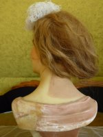 18 antique wax mannequin 1920