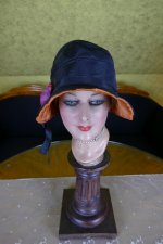 3 antique cloche 1926