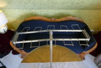11 antique tie rack 1920