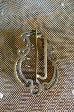4 antique belt buckle 1902