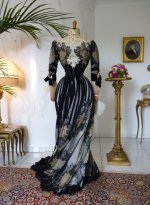 61 antique-evening-gown