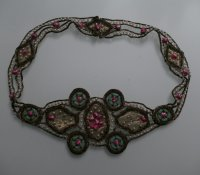 19 antique shell belt 1910