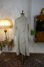 2 antique duster coat 1908
