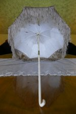 2 antique carriage umbrella 1865