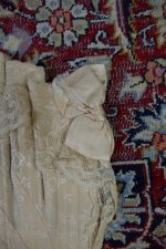 25 antique silk corset 1901