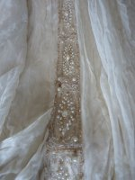 25 antique bridal gown