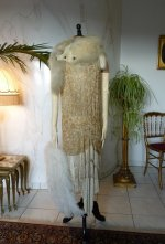 57 antique flapper dress 1920