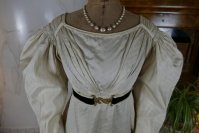 1 antique empire dress 1815