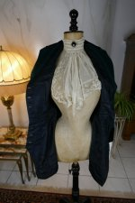 17 antique riding bodice 1890