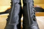 5 antique Facundo Garcia button boots 1879