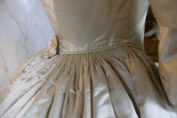 29 antique wedding dress 1845