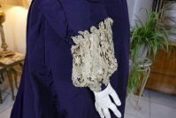 21 antique Madame Percy Visiting gown 1898