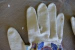 4 antique gloves 1834