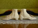 15 antique wedding shoes 1830