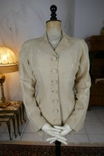 17 antique DRECOLL Jacket 1920