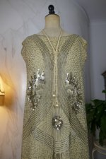 3 antique flapper dress 1920