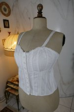 2 antique corset 1916