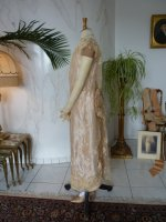 37 antique wedding gown 1923