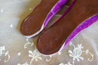 17 antique boudoir slippers 1885 1900
