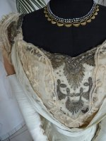 14b antique gown