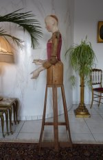 11 antique mannequin 1800