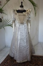 2 antique ball gown