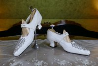 1 antique wedding shoes 1904