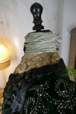 15 antique reception gown 1896