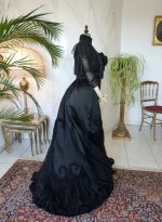 43 antique Worth evening dress 1898