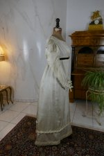 20 antique empire dress 1815