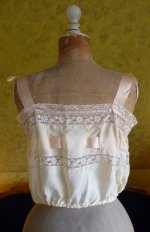12 antique corset cover 1905