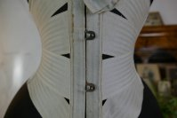 4 antique summer corset 1895