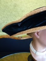 201 antique hat 1912 Cameron Titanic