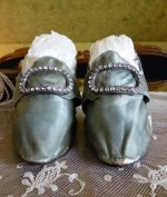 10 antique shoes 1780