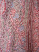 9 antique Paisley shawl 1860