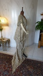 42 antique Maurice Mayer gown 1913